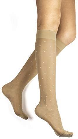 20-30 mmHg Knee 2021 High Graduated Stockings Compression – Nippon regular agency Reju