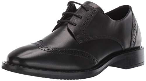 ECCO Damen Sartorelle 25 Tailored Black Santiago Oxford, Schwarz (Schwarz), 39/40 EU