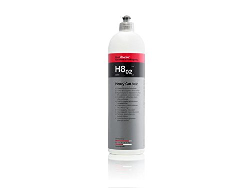 Heavy Cut 8.02 Grande pâte à polir 1000 ml