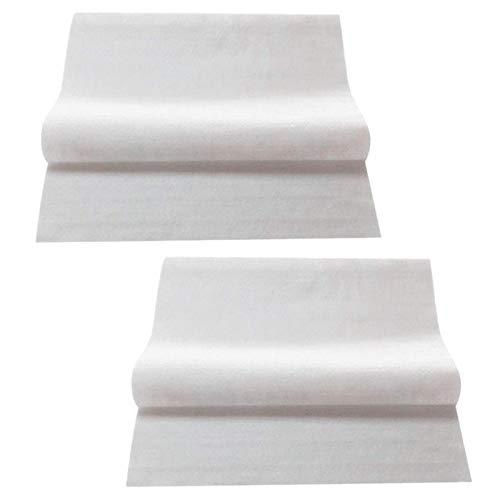 Style wei Filtro di Ricambio purificatore 4pcs 28inch x 12 pollico Filtro elettrostatico in Cotone, Rete filtrante HEPA PM2.5 Compatibile con depuratore d'Aria Xiaomi Mi Sostituzione (Color : White)