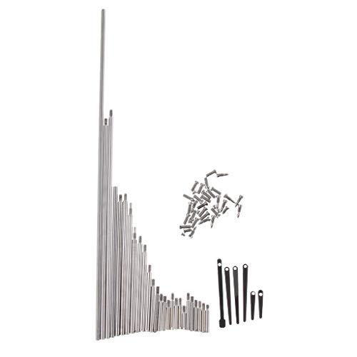 1 Juego de Kits de Herramientas de Reparación de Oboes Resorte para Amantes de Música Conjunto de Recolección