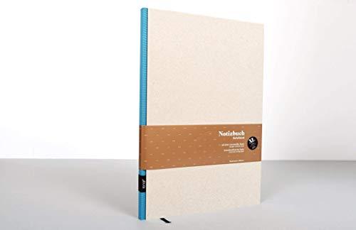 Notizbuch (A4, hardcover) BerlinBook XL - Grau