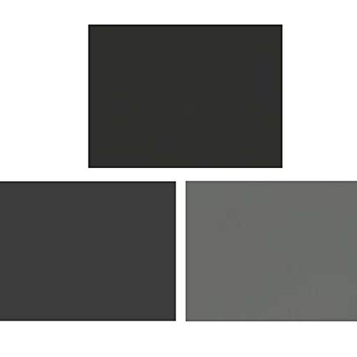 Lighting Neutral Density Gels Filter Sheet 16x20 inches Kit, ND3,ND6,ND9...