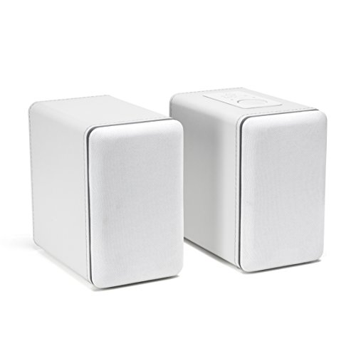 Jamo DS4 36W Blanco Altavoz - Altavoces (Inalámbrico y alámbrico, 36 W, 50-20000 Hz, 8 Ω, Blanco)