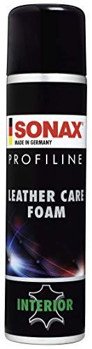 SONAX PROFILINE LeatherCare Foam (400 ml) Limpiador cuero y piel   N.° 02893000