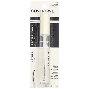 CoverGirl Professional Natural Lash Mascara Clear [100] 0.34 oz