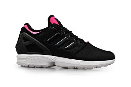 adidas  ZX flux NPS 2.0, Damen Sneaker Mehrfarbig Schwarz/Pink