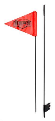 Berg Toys 16.99.42.00 Fahne für Buddy Gokarts