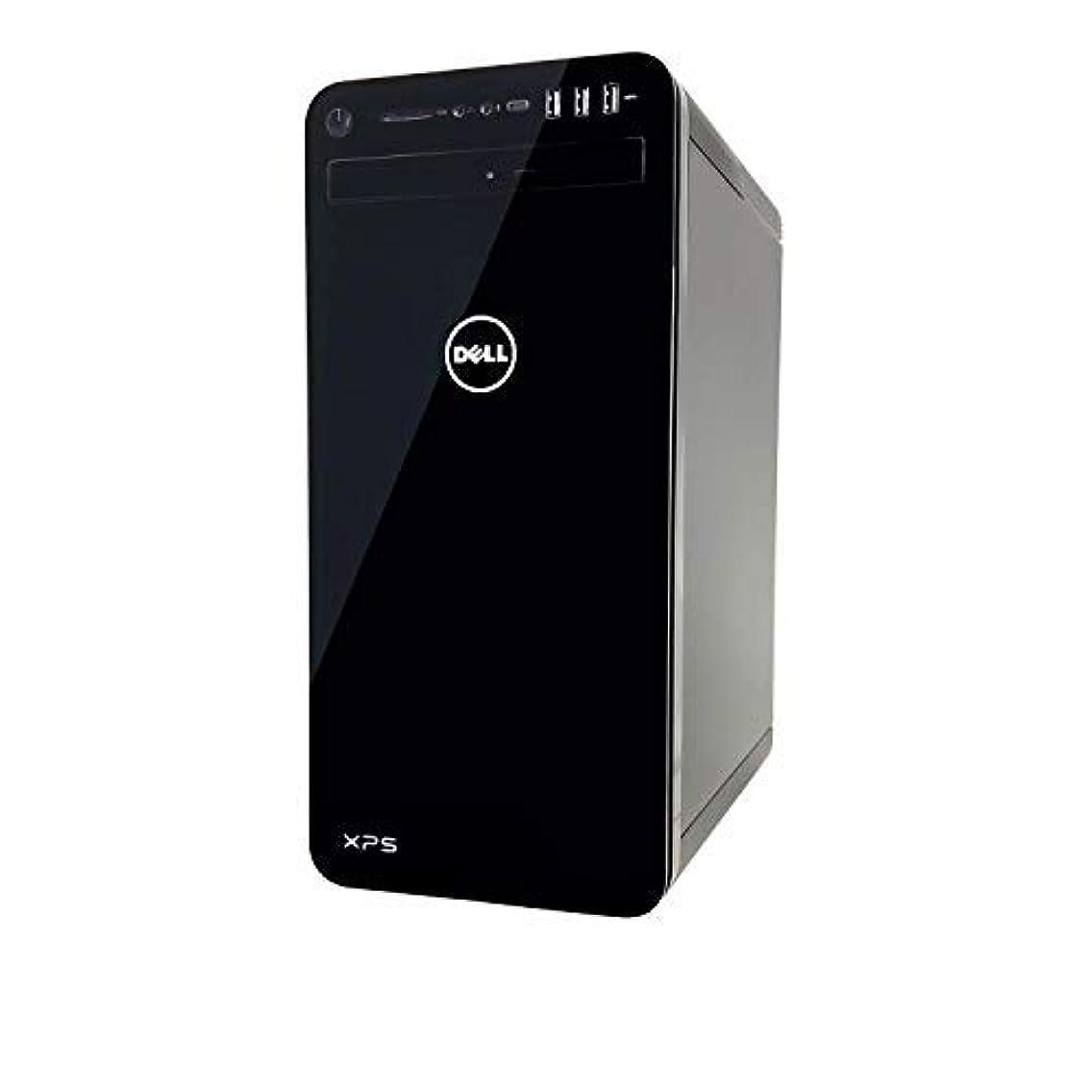 Dell XPS8930-7132BLK-PUS XPS 8930 Desktop PC, Intel Core i7-8700 3.2 GHz 6-Core Processor, 24GB DDR4 SDRAM,16GB Intel Optane Memory, 1TB Hard Drive, Windows 10 Home