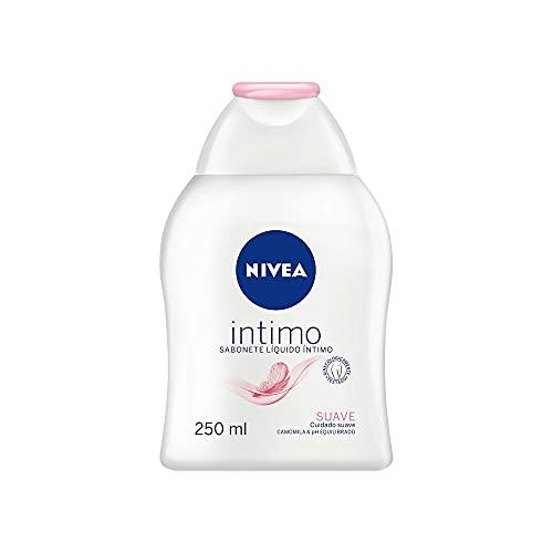 Sabonete Líquido Íntimo Nivea Suave 250Ml, Nivea