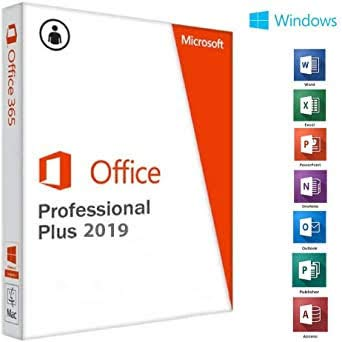 Office 2019 Pro Plus - Chave Digital Vitalícia