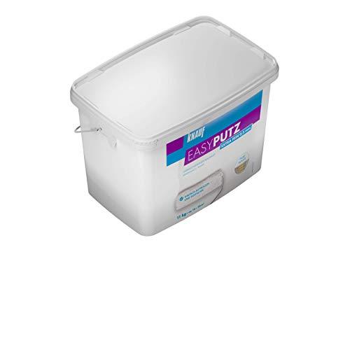 Knauf 696537 Extra Fein 11 kg 0,5 mm EASYPUTZ, Körnung, schneeweißer, mineralischer Dekorputz, hochwertig, zum einfachen Aufrollen auf Wand oder Decke im Innenbereich, atmungsaktiv - 3