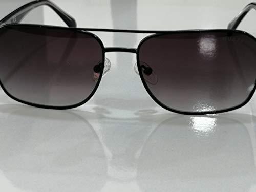 Guess GU-6936 91B - Gafas de sol (cristales degradados), color azul oscuro