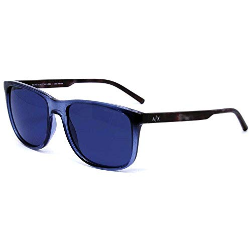 Armani Exchange AX4070SL 823880 Azul Lente Azul Tam 57
