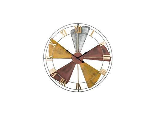 Reloj de Pared Multicolor WIKON