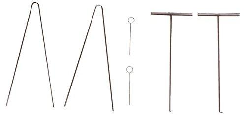 SW-Stahl 10655L Nadel- und Hakensatz 6 tlg. Ergänzungssortiment