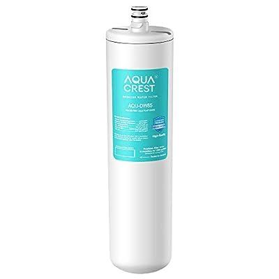 AQUACREST DW85 Under Sink Water Filter, Compatible with 3M Aqua-Pure AP-DW85, 5584408, AP-DWS700, Cuno CFS8112, CFS8812X-S, CFS8720, Kohler K-201-NA, Kohler K-202-NA
