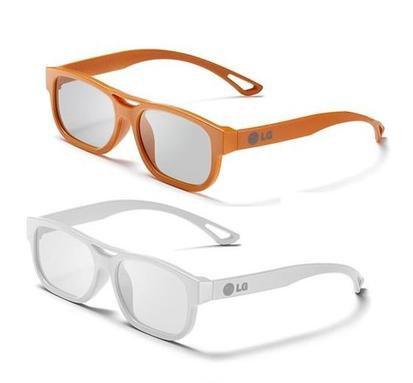 LG AG-F200 Schwarz Steroskopische 3-D Brille - Steroskopische 3-D Brillen (140,1 x 150,5 x 41,5 mm, 30 g, 71 g, Schwarz)