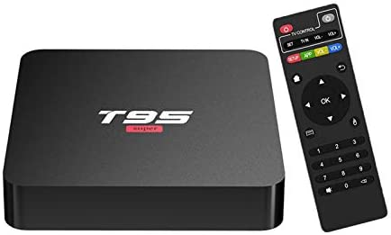 Android 10 0 TV Box T95 Super Android Box 2GB Ram 16GB Rom Quad Core Allwinner H3 Support WiFi product image