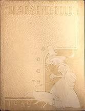 (Custom Reprint) Yearbook: 1939 RJ Reynolds High School - Black and Gold Yearbook (Winston Salem, NC)