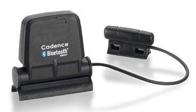 Bluetooth Cadencia - Sensor de Velocidad Para Iphone 4S/5/5C/5S/6 y 6Plus Para Aplicación Runtastic, Wahoo, Strava - de Cadencia y Velocidad Cuchillo