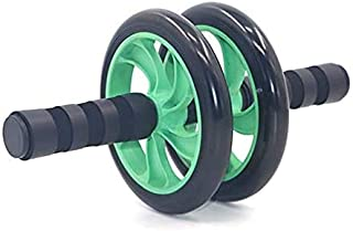 Ab Wheel Roller for Abdominal Trainer with Knee Mat
