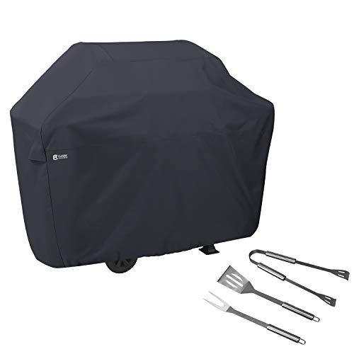 Classic Accessories 55-306-TOOL-EC BBQ, Housse Noire avec kit d'outils de Barbecue X-Large Noir