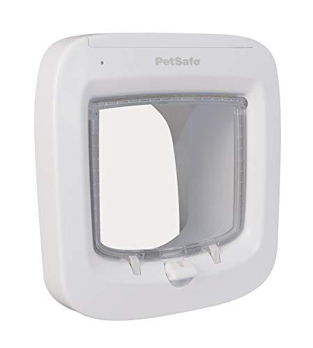 PetSafe - Chatière à Puce Électronique pour Chat Micropucé,