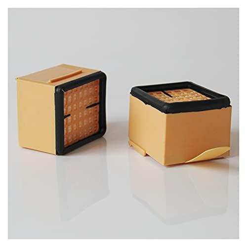 Mizuho 2pcs hepa filtros Elemento Apto para VORWERK Kobold VK135 VK136 Reemplazo de Piezas de aspiradora