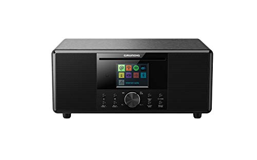 Grundig DTR 7000 All-in-One - Radio internet, colore: Nero
