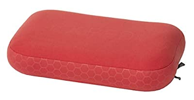 Exped Mega Pillow for Camping & Travel, Large, Ruby Red