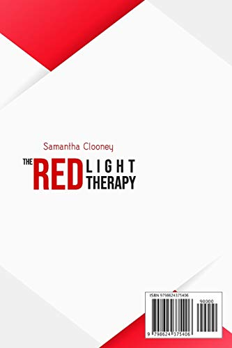 319kwHmcXDL - THE RED-LIGHT THERAPY: Red-Light for Your Own Personal Health. Antiaging Method for Your Skincare, Acne, Hair Loss and Weight Loss