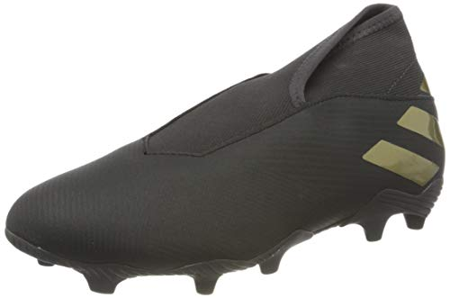 adidas Nemeziz 19.3 Ll FG, Botas de Fútbol Hombre, Multicolor (Negbás/Dormet/Neguti 000), 48 2/3 EU