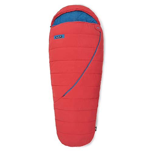 Qeedo Buddy XL Schlafsack - rot