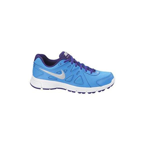 Nike Wmns Revolution 2 MSL - Zapatillas para Mujer, Color Azul, Talla 35.5