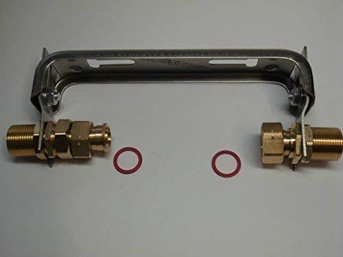Wasserzähler Einbaubügel DN 25 (1