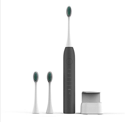 Cepillos de dientes eléctricos Sonic Technology Dientes limpios recargables como un dentista...