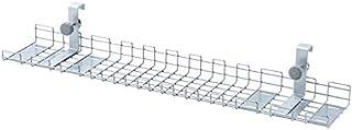 サンワサプライ ケーブル配線トレー ワイヤー Lサイズ 汎用バックパネル取付け型 CB-CT6