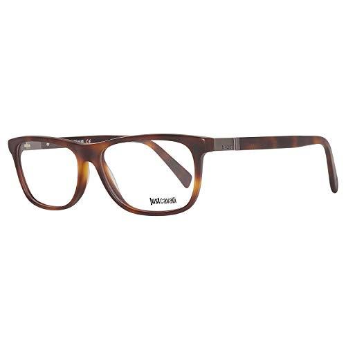 Just Cavalli Optical Frame Jc0700 052 54 Montature, Marrone (Brown), 54.0 Unisex-Adulto
