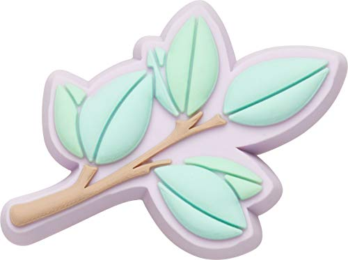 Crocs Eucalyptus Leaf, Encantos para zapatos Unisex Adulto, multicolor