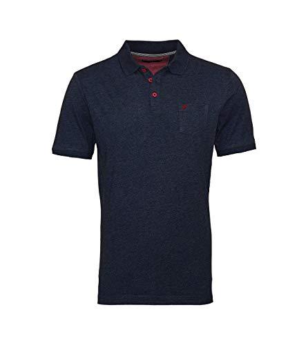 Daniel Hechter Poloshirt Polo Jersey 75015 101915 690 Navy (XL)