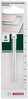 Bosch 2 609 255 467 - Broca para vidrio y azulejo