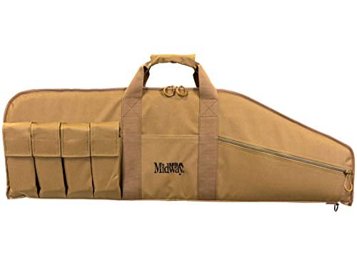 MidwayUSA Heavy Duty Tactical Rifle Case 36' Coyote