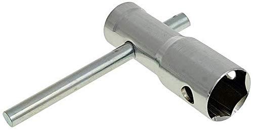 3 in 1 Multi Zündkerzenschlüssel - 16mm, 18mm, 21mm -
