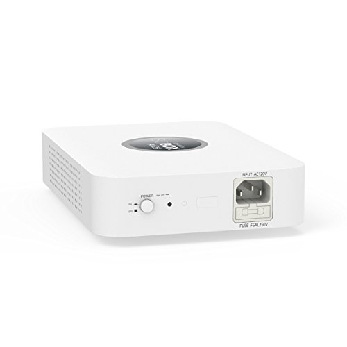 UMI AV250 Isolation Transformer 250W Noise Filtering and Surge Suppression and Power Clean 2 Outlet