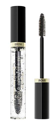 Max Factor Natural Brow Styler 01 Clear, definierte Augenbrauen für einen natürlichen, frischen Look, 10 ml