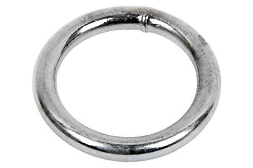 DOJA Industrial | Anillas Metalicas Soldadas | PACK 5 | 8 x