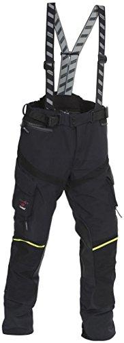 Rukka Energater Gore-Tex Motorrad Textilhose 58 Schwarz/Gelb