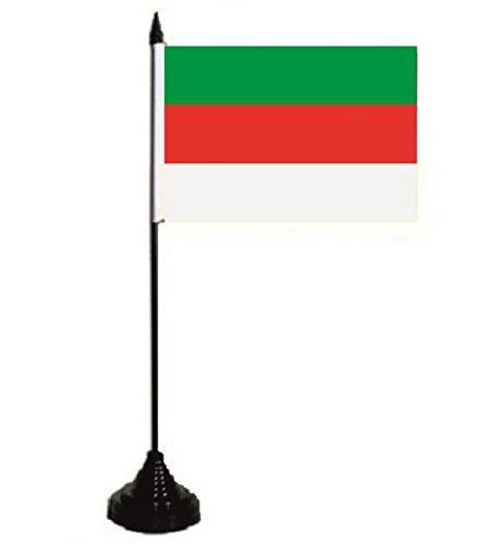 U24 Tischflagge Helgoland Fahne Flagge Tischfahne 10 x 15 cm