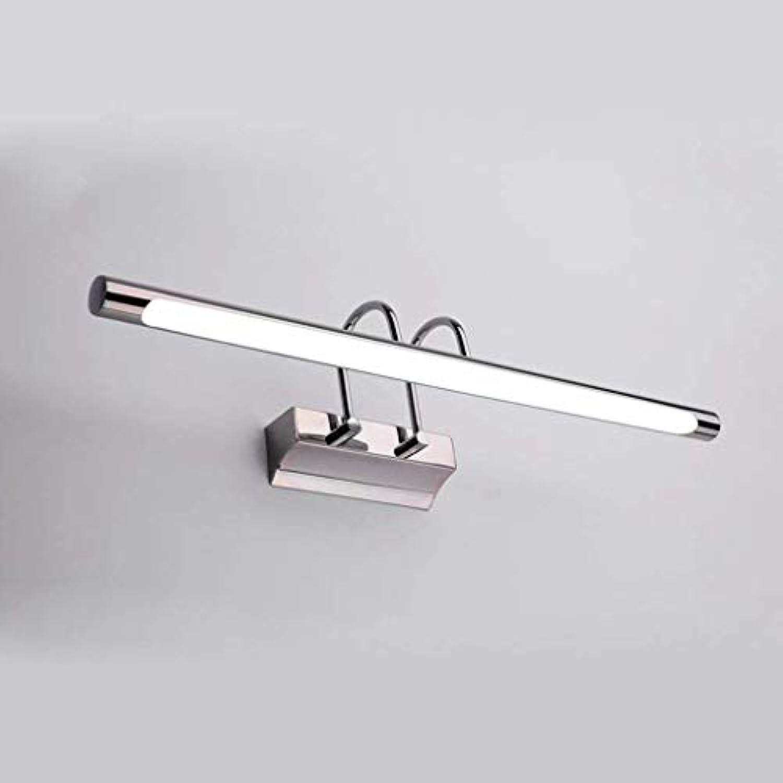 Bad Beleuchtung LED-Spiegel Scheinwerfer, modernen Anti-fog Rost Spiegelleuchte Wandleuchte Badezimmer Badezimmer Spiegelschrank Lampen leuchten (Gre  40 cm)